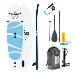 PLANCHE STAND UP PADDLE GONFLABLE 9.4' PACK COMPLET FIT FOR LIFE